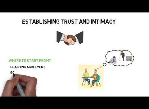 Establishing trust and intimacy